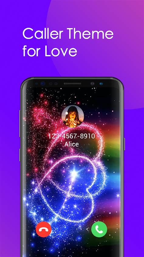 Download Android Super Call Flash APK   Best Call Themes