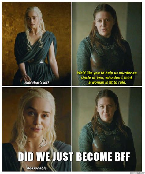Game of Thrones memes made of hot dragon's fire (43 Photos