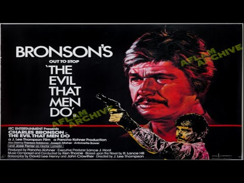 Charles Bronson Just Got Harder With Extreme Diet And