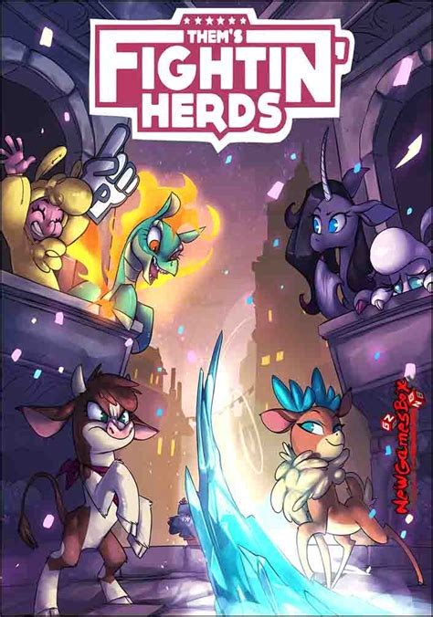 Thems Fightin Herds Free Download Full Version PC Setup
