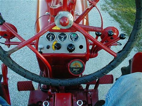 Restored Farmall 300 Tractor with power steering for sale