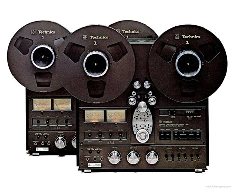 Technics RS-1506US - Manual - Stereo Reel to Reel Tape